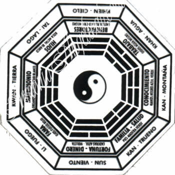 FengShui Calcomanias Bahua
